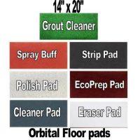 Floor Pads-Orbital