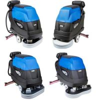 Automatic Floor Scrubbers Traction Drive
