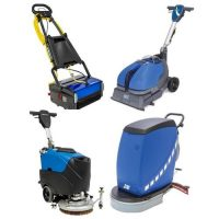 Automatic Floor Scrubbers Compact