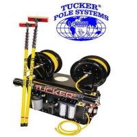 Tucker Window Washing Pole Systems and Water Purification Systems